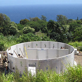 Hi Ilani Water Catchment