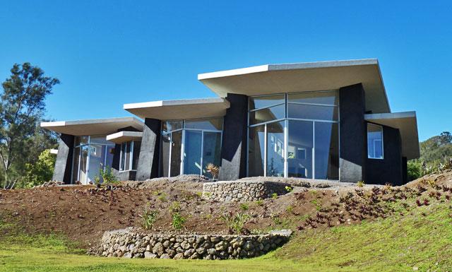 Hi 39 ilani home for Carbon neutral home designs