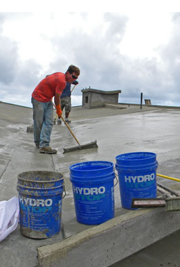 Hydrostop Roofing Systems